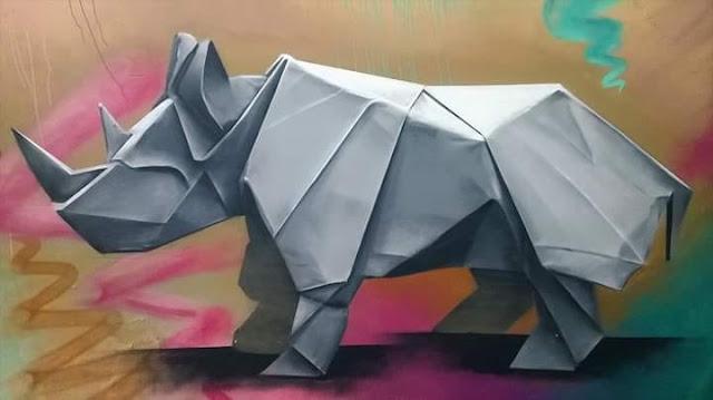Εκπληκτικό σχέδιο σε τοίχο σχολείου του Άργους
