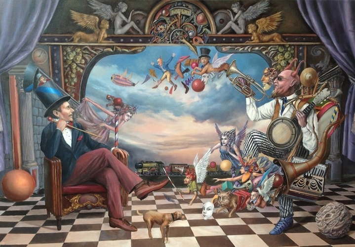 12-Solista-i-koneser-Tomek-Sętowski-Surreal-Oil-Paintings-that-Tell-a-Story-www-designstack-co
