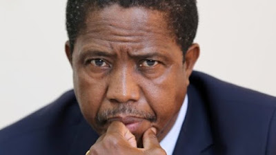 President Lungu denies threatening Catholic church in Zambia
