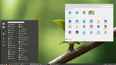 Cinnamon 3.0 Ubuntu