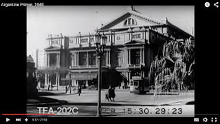Argentina en 1940