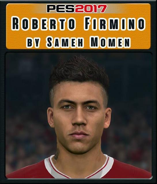 Roberto Firmino New Face PES 2017