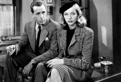 Lauren Bacall the big sleep costumes