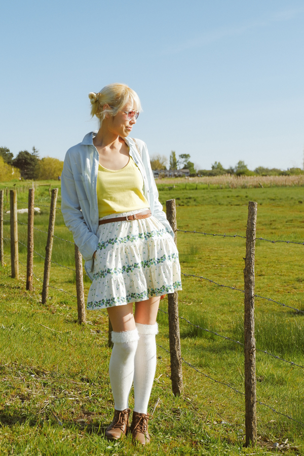 fashion blogging done cheap