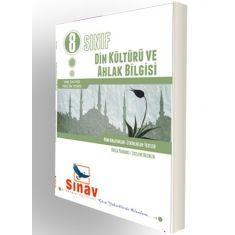 Sınav Dergisi 8.Sınıf Din Kültürü ve Ahlak Bilgisi Konu Anlatımı