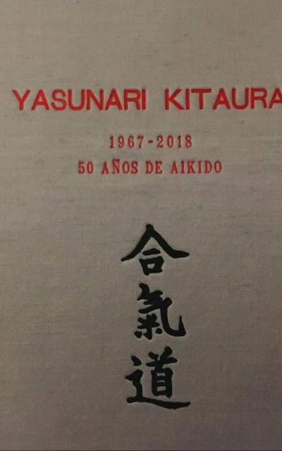 50 aniversario del Maestro Yasunari Kitaura en España.