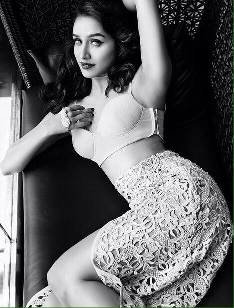 Shraddha Kapoor 2017 Hot Photoshoot