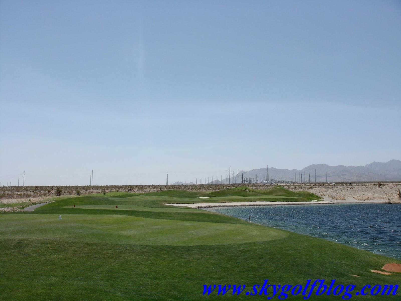 Usa 209 Nevada Las Vegas El Culto A La: SkyGolf Blog... Golf Courses Around The World: Las Vegas