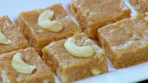 Bread Ki Barfi Recipe