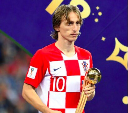 RE: Who has won the Golden Ball in  FIFA World Cup 2018?