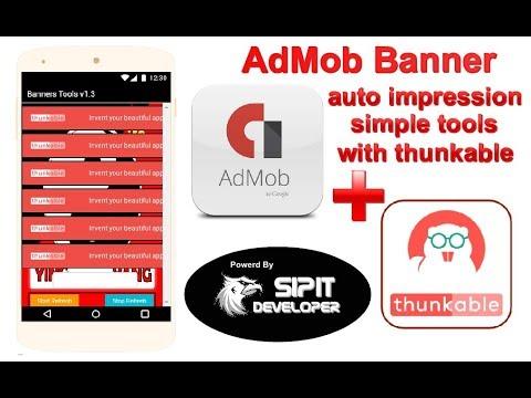 Admob Tool Impression V3 Latest
