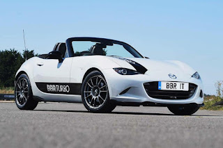 Mazda MX-5 (BBR Stage 1) (2017) Front Side