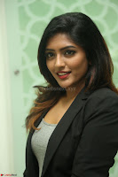 Actress Eesha Looks gorgeous in Blazer and T Shirt at Ami Tumi success meet ~  Exclusive 041.JPG