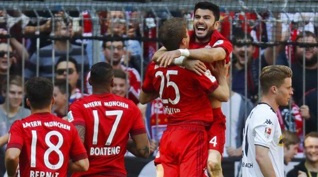 Xavi: Bayern Berpeluang Kembali Juara Bundesliga Musim Ini
