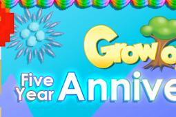 Tentang Event Dan Cara Profit Growtopia Anniversary Week