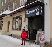 "Zakopane, Kino ""Giewont""."