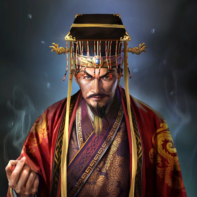 Chapter 17 : Yuan Shu Marches Out Seven Armies; Cao Cao And Three Generals Join Forces.