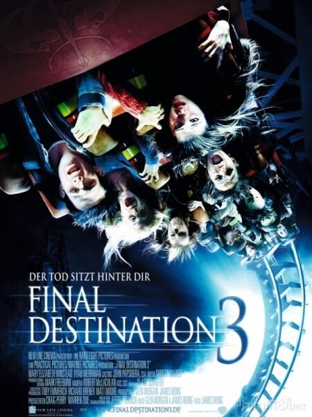 Dich den cuoi cung 3 - Luoi hai tu than 3 - Final Destination 2006 Vietsub