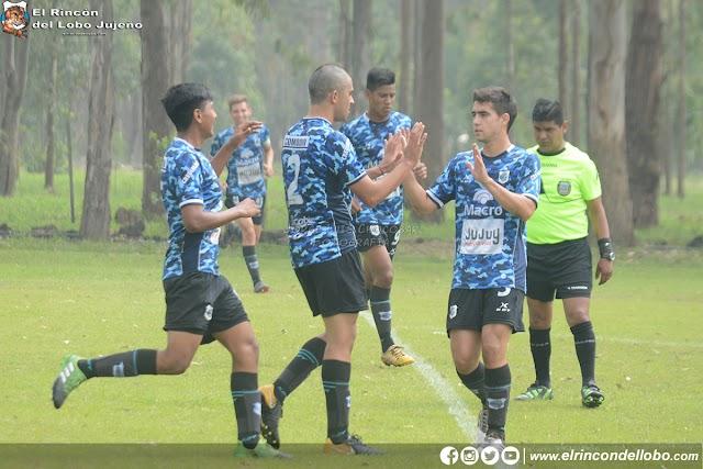 Fotos | Sub 19 | Fecha 17: GyEJujuy 3-2 Juventud Antoniana | Regional del NOA