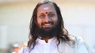 guru swami paramtej em visita ao brasil