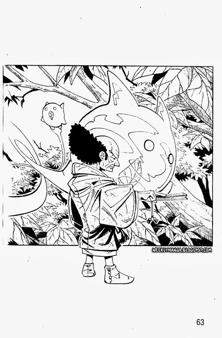 Shaman King [Vua pháp thuật] chap 162 trang 18