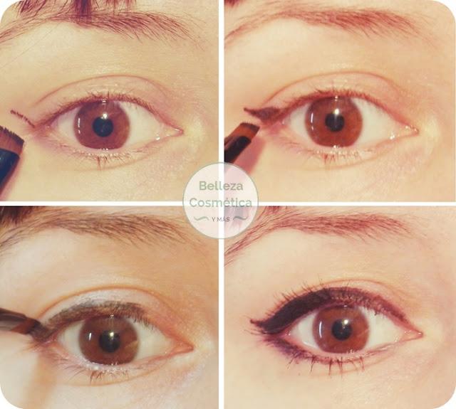 delineado para torpes delinear rabillo ojo