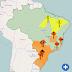 Alerta de perigo para região costeira do interior do Rio