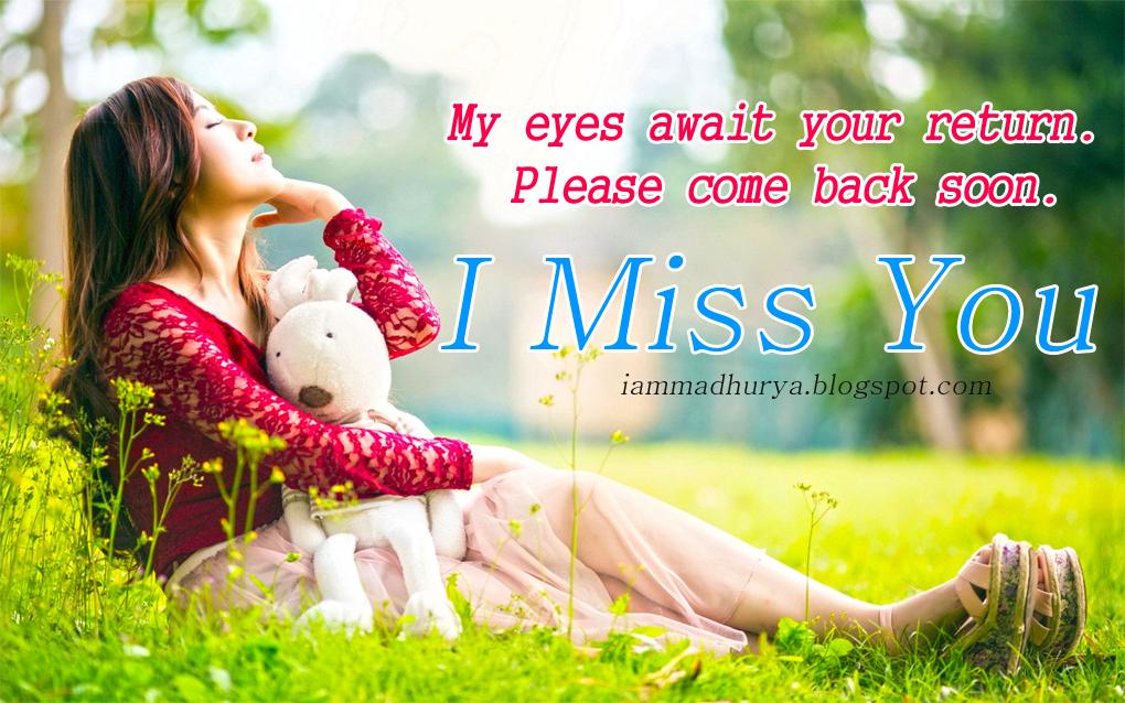 I miss you quotes wishes madhuryas world quotes wishes greetings i miss you wishes m4hsunfo