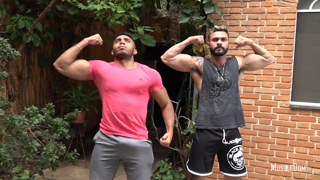 MuscleDom - Carlos and Gill 2