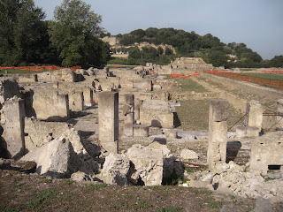 The Greek remains at Cumae