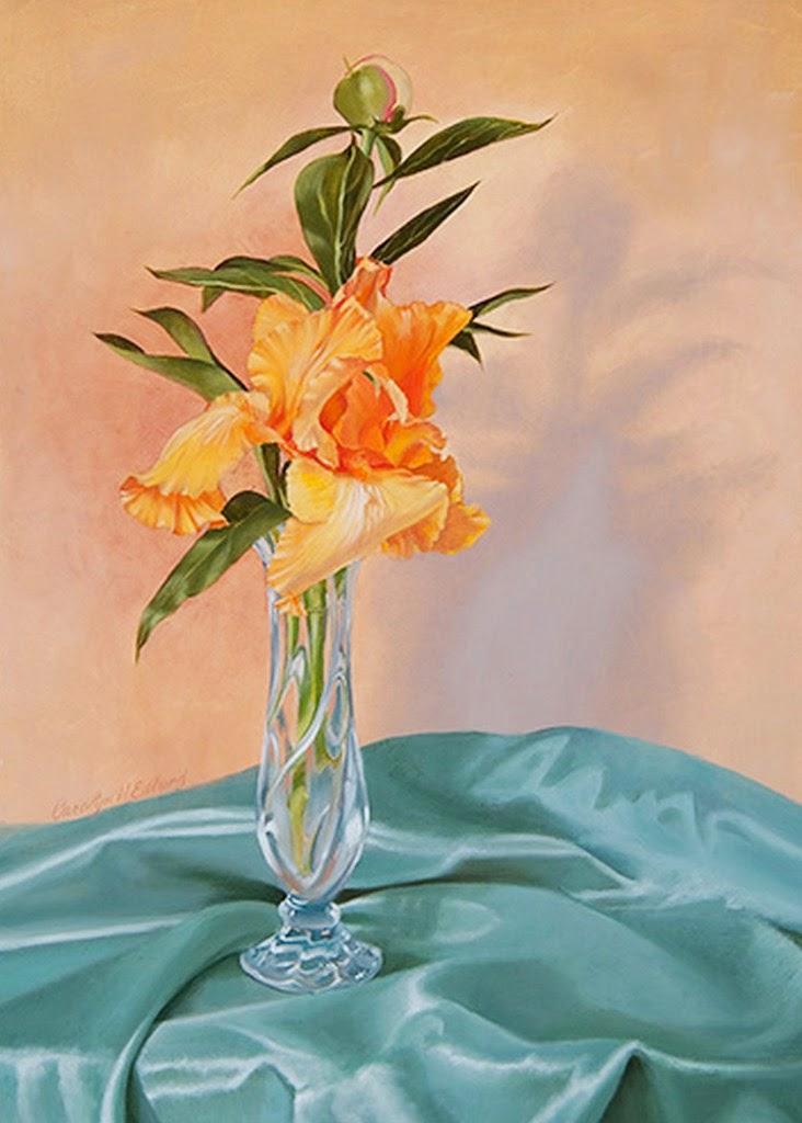 bodegones-con-jarrones-de-flores-en-realismo