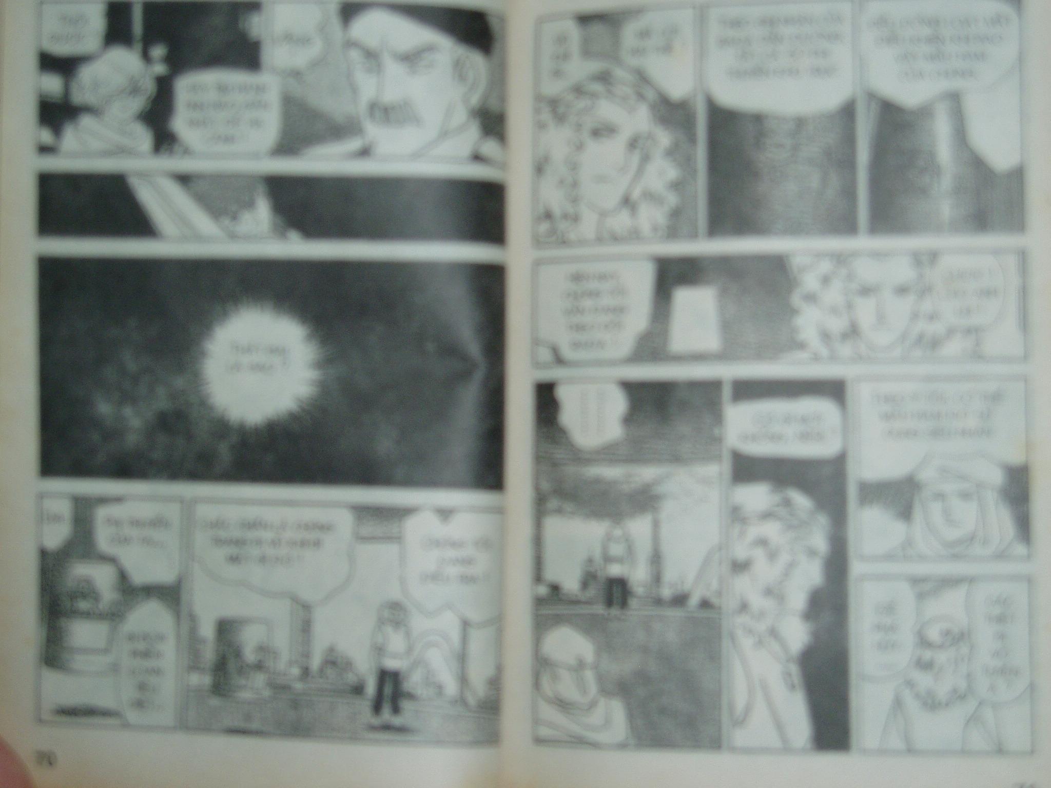 Siêu nhân Locke vol 17 trang 34