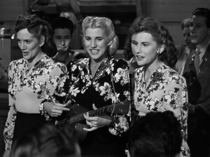 Image result for bette davis and corporal john riley at the hollywood canteen