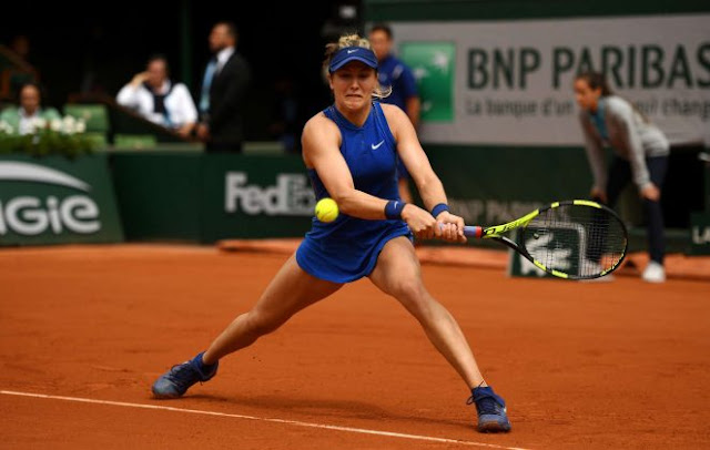 Eugenie Bouchard – Roland Garros 2016 in Paris