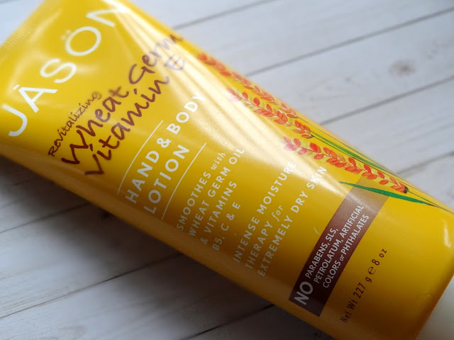 Wheat Germ Vitamin E Hand & Body Lotion