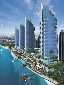 In Land City Properti: Dijual Apartemen Mutiara Bekasi Di