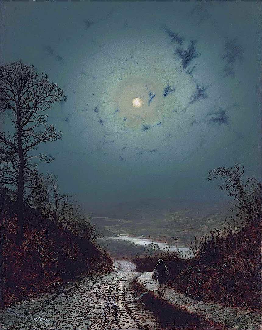 John A Grimshaw art