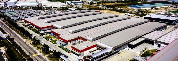 Моторный завод Toyota