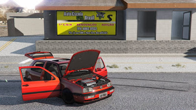 Download mod carro GTA 5 VW Golf GTI VR6, Jogo GTA 5 PC