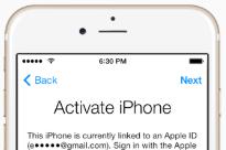 Cara Melewati iCloud Activation Lock iOS 11 iPhone