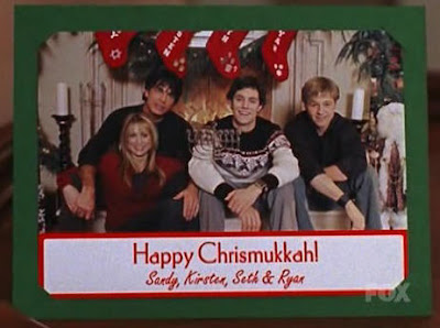The Best Chrismukkah Ever
