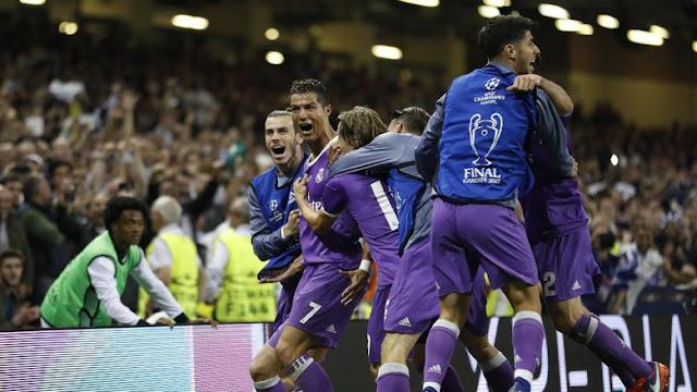 Real Madrid Keluar Sebagai Juara Liga Champions!