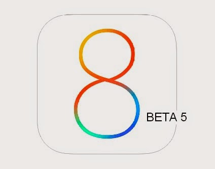 Official download links for iOS 8 beta 5 - test it first before it goes public.
