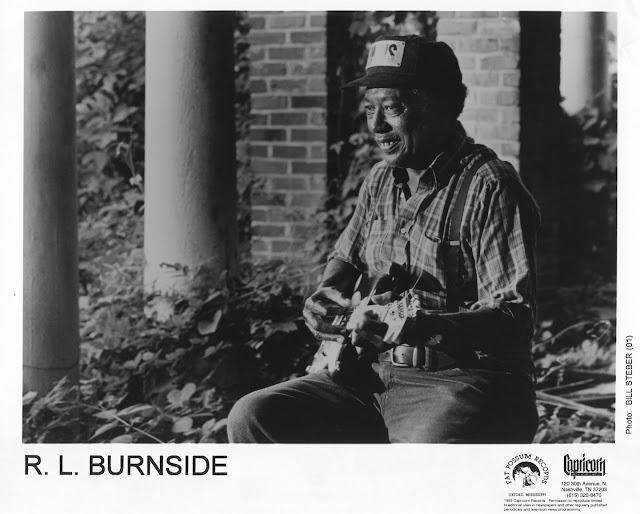 R.L. Burnside photo by Bill Steber