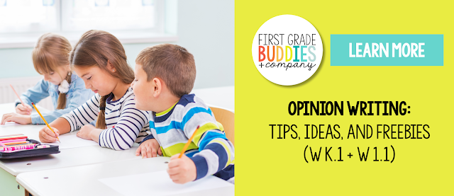 opinion writing tips