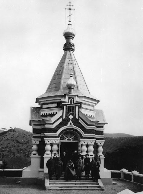 Церковь-памятник Архистратига Михаила. Далянь (Дальний), Китай