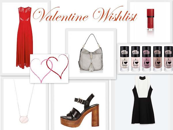 Valentine's Wishlist