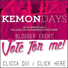 http://www.kemon.it/Kemon_Days?blogger=http%3A%2F%2Famemipiacecosi.blogspot.com&id=2489