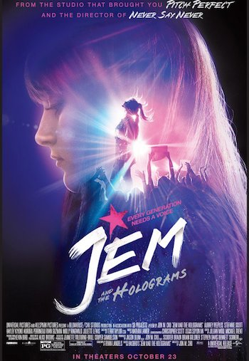 Jem And The Holograms 2015 Dual Audio Hindi Movie Download
