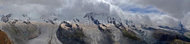 ghiacciaio alpi